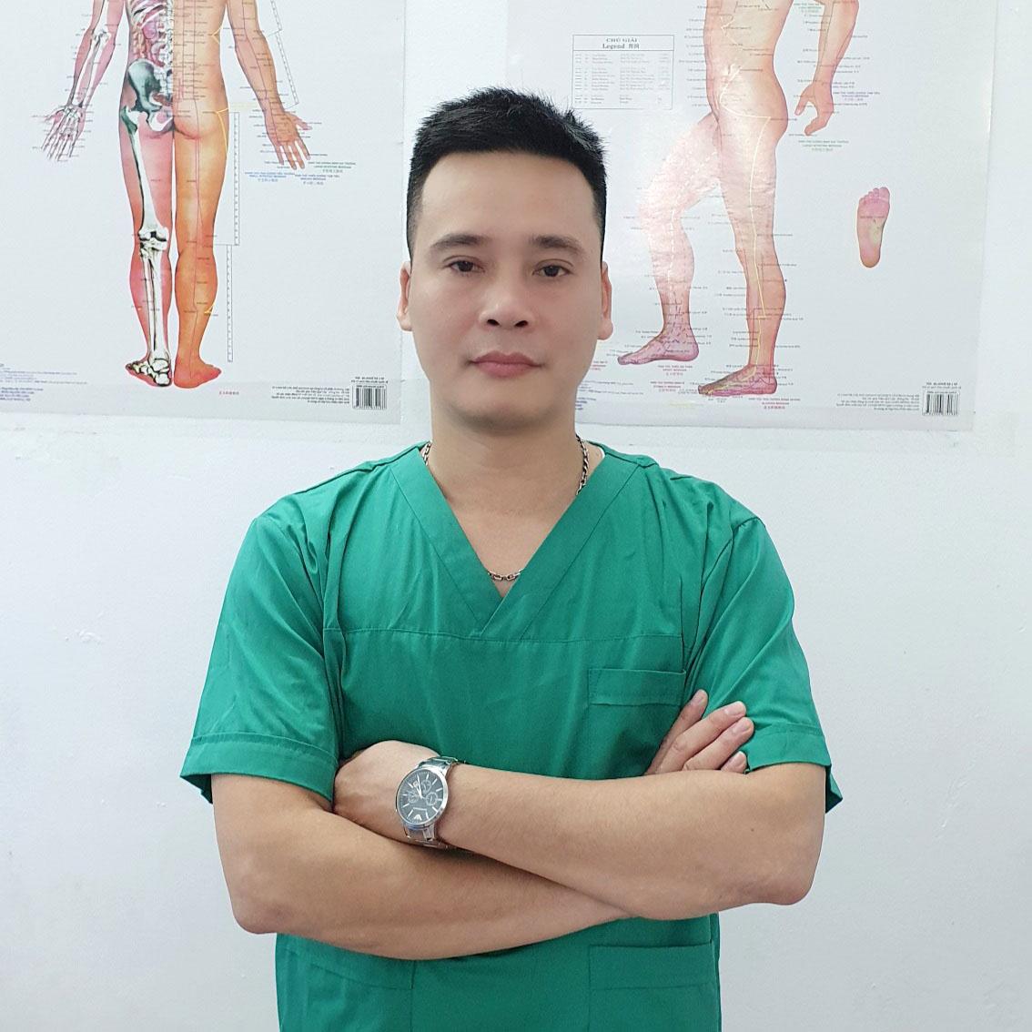 Y sĩ Y học cổ truyền Tạ Minh Lương