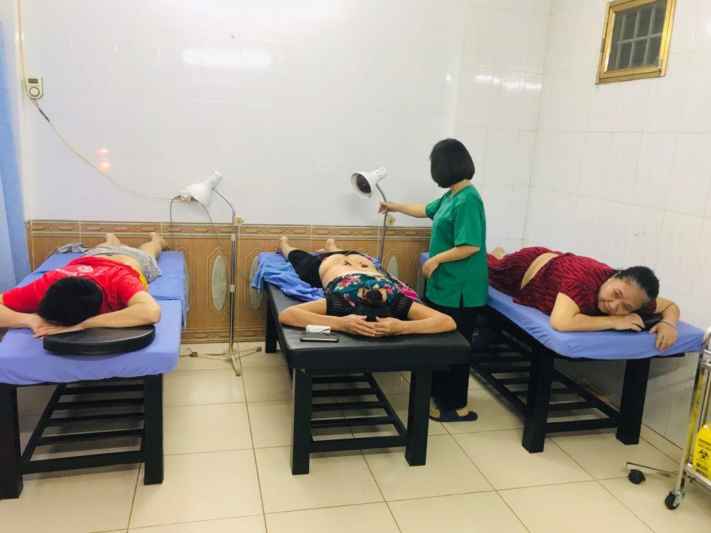 phòng khám chuyên khoa yhct tâm an